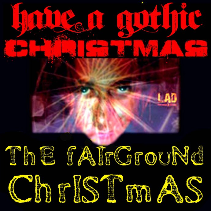 THE FAIRGROUND CHRISTMAS BY HARRI KAKOULLI