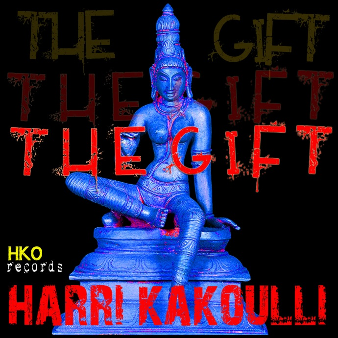 The Gift  by Harri Kakoulli now on iTunes