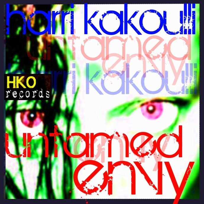 Untamed Envy the new single by Harri Kakoulli