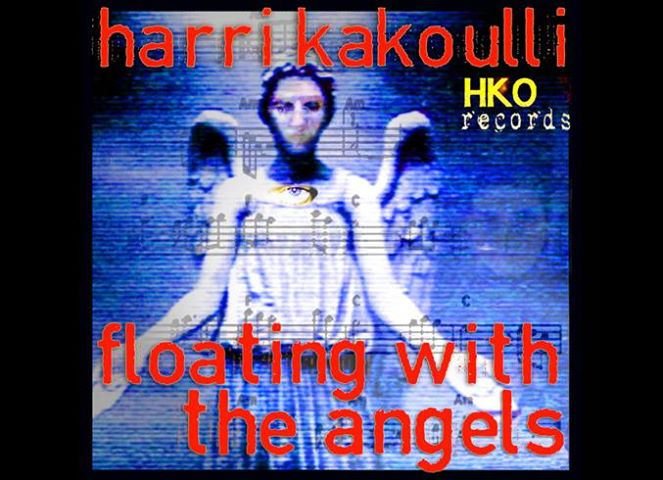 Floating with the Angels by Harri Kakoulli