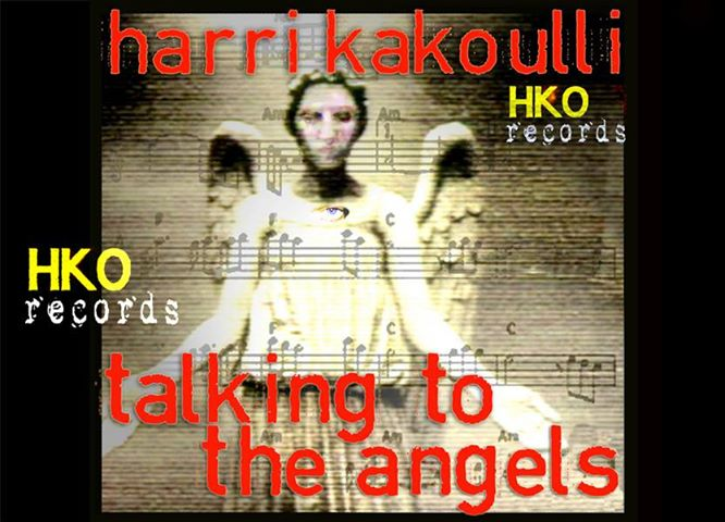Talking to the Angels by Harri Kakoulli